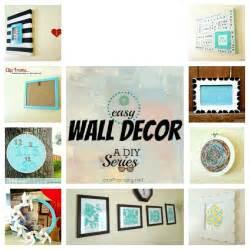 Home decor diy ideas easy gallery wall reveal family room craftionary