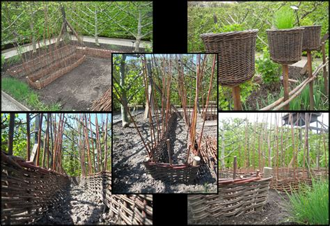 la vannerie investit le jardin yvoire le jardin des