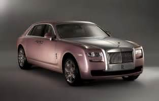 Rolls Royce Ghose 2012 Rolls Royce Ghost Matte Black And Quartz Cars