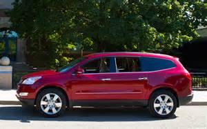 Chevrolet Trverse Gmc Acadia Denali Marks One Millionth Gm Lambda Crossover