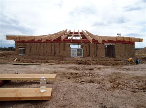 new mexico house northern new mexico house update natural building blog