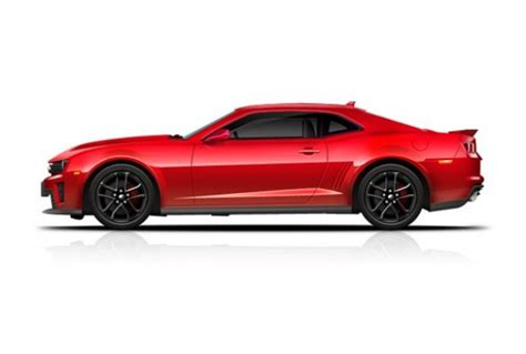 Sleek Red Camaro ZL1 Sports Car Icon Freebie   PSDfinder.co