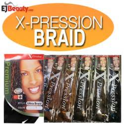 bijoux xpression kanekalon braiding hair bijoux xpressions kanekalon hair