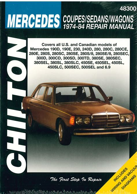 chilton car manuals free download 1984 mercedes benz w201 lane departure warning chilton mercedes coupes sedans wagons 1974 1984 repair manual