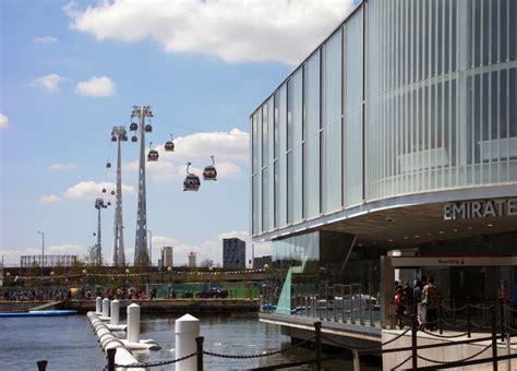 designboom london wilkinson eyre london s cable car emirates air line