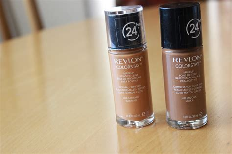 Foundation Revlon Diaries Finding A Drugstore Foundation