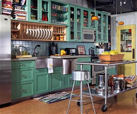 kitchen island ideas home trends 2013 bright bold and designed to the nines trend watch fresh colors for
