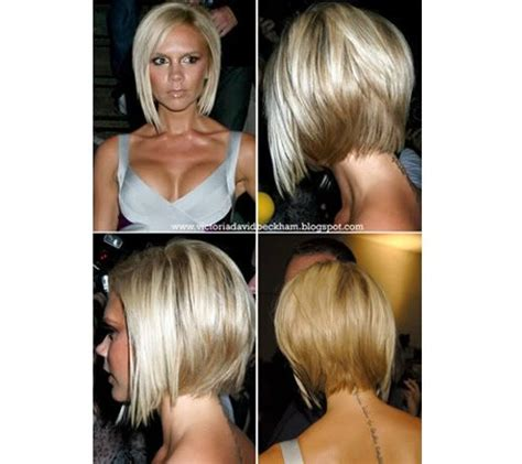 hair front and back pictures color and style guide acnl bob hairstyle back view victoria beckham bob haircut