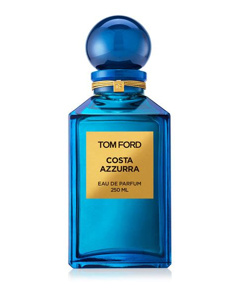 tom ford costa azzurra eau de parfum 250 ml