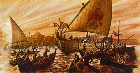 boats viking conquest globetrotting vikings the quest for constantinople