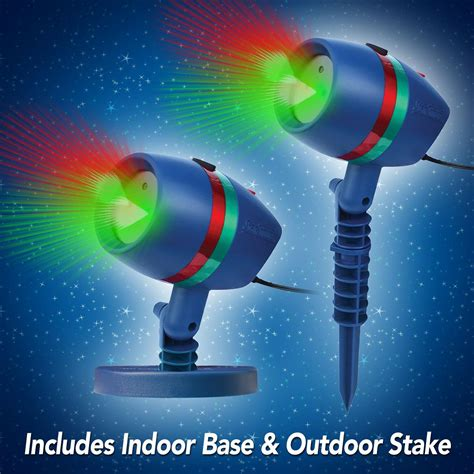 star shower motion laser light amazon com star shower as seen on tv motion laser lights