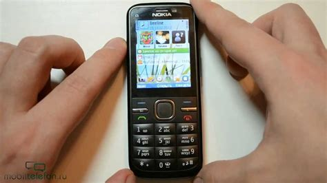 theme maker c5 00 обзор nokia c5 00 5mp review youtube
