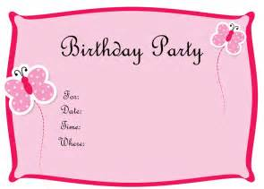5 images several different birthday invitation maker birthday invitations templates