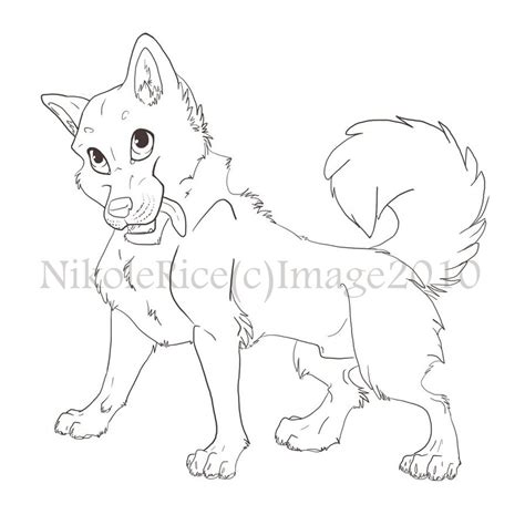 siberian husky coloring book stress relief coloring book for grown ups animal coloring book books husky lineart by theforgottenmyth on deviantart