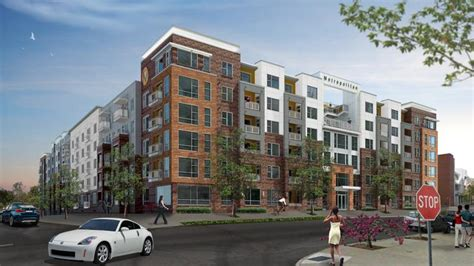 Apartment Downtown Nc New 52 Million Apartment Complex Underway In Downtown