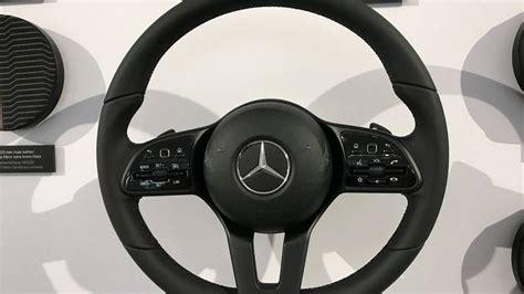 volante mercedes classe a voici le nouveau volant de la mercedes classe a