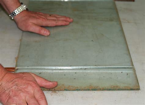 glas schneiden mit flex 6315 der filter des 160ers
