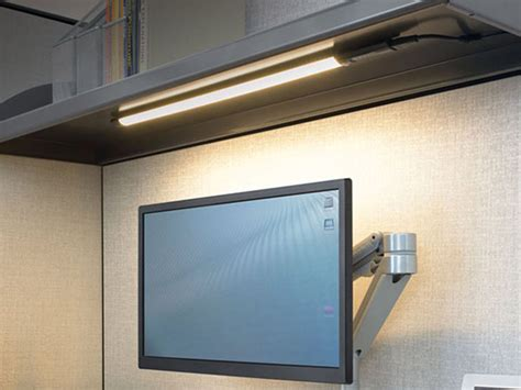 Workrite Ergonomics Task Lighting Products Cabinet Desk Lighting