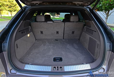 Mk Xs Luggage 2016 lincoln mkx 2 7 ecoboost awd black label review test drive