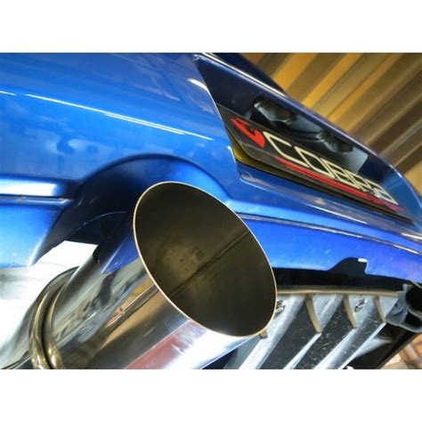 subaru exhausts subaru impreza turbo turbo back sports exhaust package