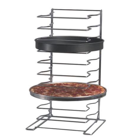 Pan Shelf Rack American Metalcraft 19033 Pizza Pan Rack W 11 Shelf