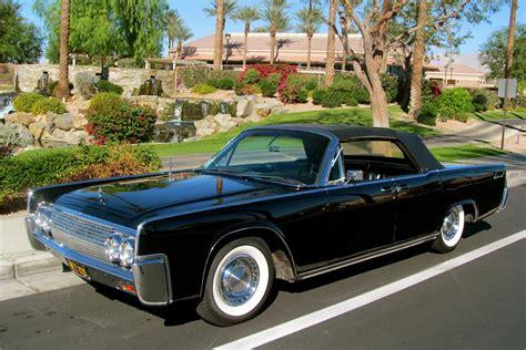 2 Door Lincoln 1963 lincoln continental 2 door convertible 181416