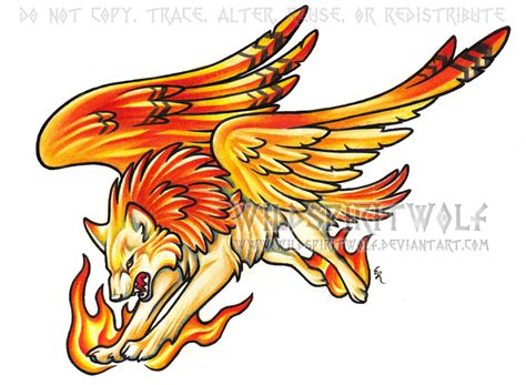 Kaos Anime Harley Davidson An American Original 02 wolf color by wildspiritwolf