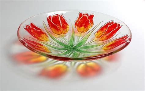 delphi glass tutorial tulip round texture mold delphi glass