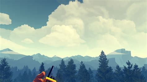 firewatch pyromance beautiful pixels