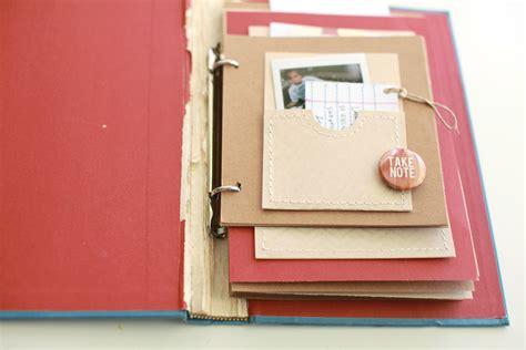 picture album book vintage book mini album dear lizzy