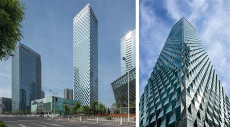 completed beijing greenland center  som   architecture