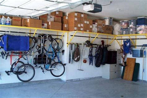 Garage Organization How To Clean Your Garage The Weekend Freshome