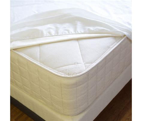 Air Mattress Protector by Organic Mattress Protector Pillow Top Cover For Air Bed