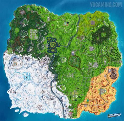 fortnite battle royale map evolution  seasons
