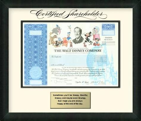 selling one share stock certificates pocket sense