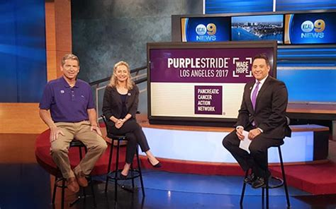 Jd Mba Programs Los Angeles by Wage At Purplestride The Walk To End Pancreatic
