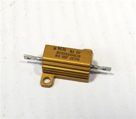 dale rer60fr100r wirewound resistor