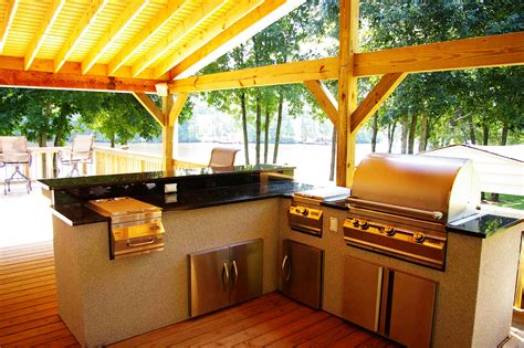 Inexpensive Outdoor Kitchen Ideas | cheap outdoor kitchen design ideas furniture ideas