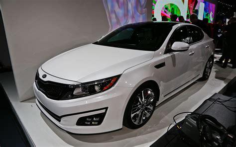 2014 Kia Optima Features Updated 2014 Kia Optima Features More Tech 2013 New York