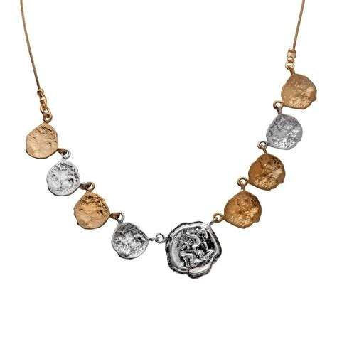 for god nine coin necklace city of david store