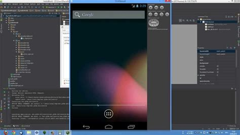 android studio emulator do not show the designed layout android studio emulator erstellen youtube