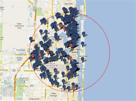 florida registered offenders map florida offender search interactive map before
