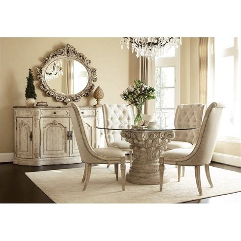 jessica mcclintock dining room set american drew jessica mcclintock the boutique 7 piece