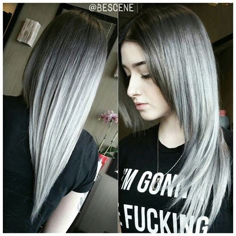 can you mix igora hair color gunmetalgrey ombre on bonesspanekk i used all