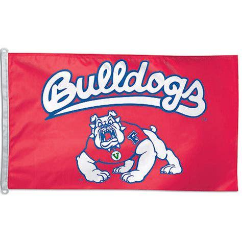 fresno state colors fresno state bulldogs flag your fresno state bulldogs flag