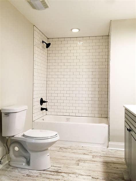 Shiplap On Bathroom Walls Quot How To Quot Shiplap Wall Open Pipe Shelving S