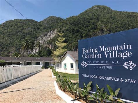 Harga Baling Baling Pesawat by Baling Mountain Garden Baling Harga Terkini 2018