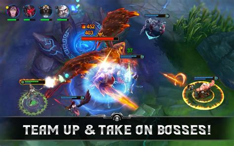 aptoide mobile legends moba legends download apk for android aptoide
