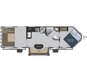 Raptor Rv Floor Plans 2015 Raptor 30fs Floor Plan Toy Hauler Keystone Rv