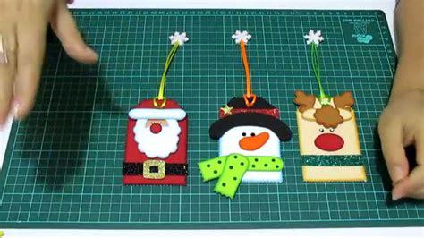 imagenes navideñas animadas en foami diy tarjetitas navide 241 as en foami goma eva microporoso